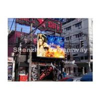 Quality 8000 nits P6 Outdoor Advertising LED Display DIP246 EPISTAR LED Chip wholesale