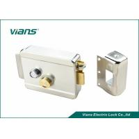 Buy cheap Russia Market Related Popular Electric Rim Lock with Push Button from Wholesalers