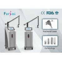 Fractional Co2 Laser Machine for smooth scars and skin resurfacing hot sale