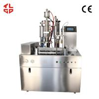 Quality PLC System Oxygen Gas Filling Machine with Compressed Air Souce wholesale
