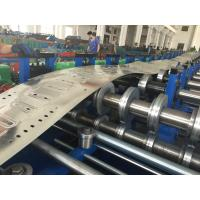 Galvanized Steel Perforated Cable Tray Roll Forming Machine Automatic Control PLC