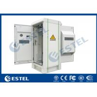 Buy cheap IP55 Outdoor Telecom Cabinet with Front Door and Rear Door,  Anti Corrosion Powder Coating, 19