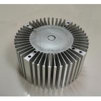 Quality China Extruded Aluminum Flower Led Heat Sink Manufacturer of Custom Heatsinks for Led Light Cooler Profile Bar Housing wholesale