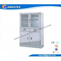 Buy cheap Swing Glass Doors Metal Hospital Furniture Cupboard for Store file and book from Wholesalers