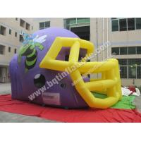 Buy cheap Inflatable American football helmet,Inflatable soccer helmet from Wholesalers