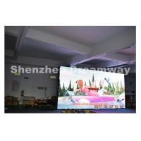 Quality Synchronization Control 6 mm pp Outdoor Advertising SMD2727 LED Screen wholesale
