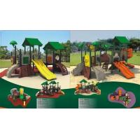 Buy cheap Kid's Outdoor Playground Structures from Wholesalers