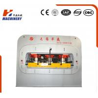 Short Cycle Hot Press Machine  For Furniture Board Melamine Plywood