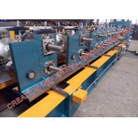 Buy cheap Europe CE Certificated Z Profile Purlin Panel Cold Rolling Machine for GI, Carbon Steel Striop Coil of Different Gauges from wholesalers
