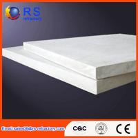 Buy cheap Refractory Ceramic fiber board for industrial kiln / furnace , White Color from Wholesalers
