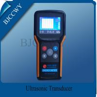 Buy cheap Hand Hold Ultrasonic Cleaning Machine , Ultrasonic Sound Pressure Meter from Wholesalers