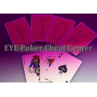 Buy cheap Copag Back Marked Decks / Marked Playing Cards For Promotion from wholesalers