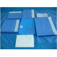 Buy cheap Light blue color Disposable Surgical Packs With Four Visco Cannulas from Wholesalers
