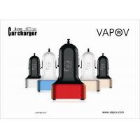 Buy cheap 5.1A 3 Port  USB   Car Charger  quick charging For  iPhone, iPad,Samsung Galaxy Note3 from Wholesalers