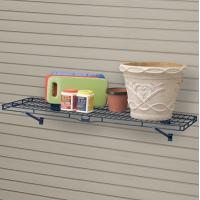 """Buy cheap 8ft 48"""" x 3/4"""" x 12"""" Slat Wall Panels / Interior Wall Panels For Tool Storage from Wholesalers"""