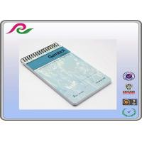 Buy cheap Coated paper cover A6 handmade spiral wire pocket notebook , AI / PDF / CDR from Wholesalers