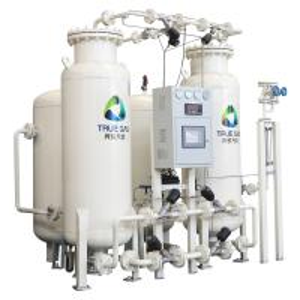 Buy cheap Stanless Steel Plate / Bar Heating Nitrogen Gas Generator 1-16 Bars 99.9995% from wholesalers