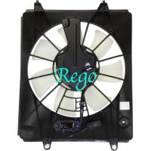 China HO3120107 Automobile Car Radiator Cooling Fan Assembly for Honda CR-V 2010-2014 on sale