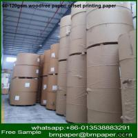 Buy cheap offset paper mill in china factory price from Wholesalers