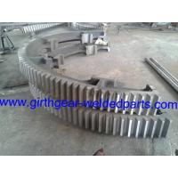 Buy cheap Custom Steel Heavy Half Bevel Ring Gears Pinion ISO / SGS / RoHS Approved from Wholesalers