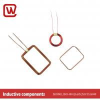 rifd antenna air coil inductor coil