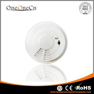Buy cheap Plastic Photoelectrical Carbon Monoxide Sensor Gas Leakage Alarm from wholesalers
