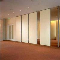 Buy cheap Lightweight Office Folding Partition Walls 3 1 / 4 Inch Thickness Customized Color from wholesalers