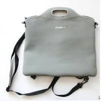 Neoprene 15 Inch Personalised Laptop Sleeve With Shoulder Strap