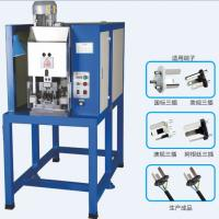 Buy cheap Overseas Service Argentina Standard 3 Flat Pin Plug Insert Crimping Machine (SD-3500) from wholesalers