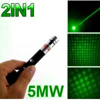 Quality OEM Green Laser Pointers Mini Stage Beam Light + Star Cap With Richer Applications wholesale