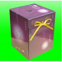 Buy cheap Innovative OEM Design Gift Box Packaging With Ribbon , Fashion Gift Box from wholesalers