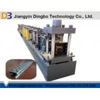 Buy cheap Supermarket Shelves Storage Rackl Roll Forming Machine Manual adjustment of size from wholesalers