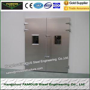 cold room door or cold storage door or pu sandwich door