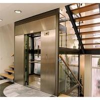 Reduce friction sound Home Elevator Lift safety and Environmental protection