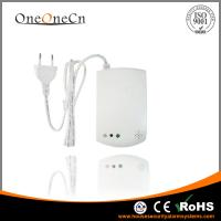 Buy cheap Natural Gas LPG leakage detector GSM Security Alarm System from Wholesalers