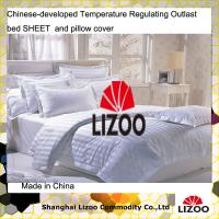 Chinese developed Temperature Regulating cooling  PCM  bed sheet