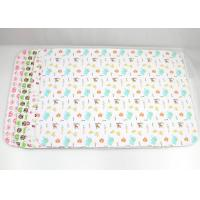 Insulation Moisture Baby Changing Table Pad , Waterproof Diaper Changing Sheet