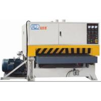 Buy cheap Stainless steel and Aluminium sheet grinding machine from Wholesalers