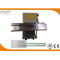 Buy cheap V-Cut PCB Depanelizer Pre Scoring PCB Separator V Groove PCB Depaneling from wholesalers