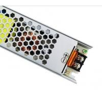 Buy cheap Dual AC12V Long Slim LED Panel Power Supply PWM Controlled IP67 Without Fan Noise from Wholesalers