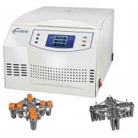 Buy cheap Safety BT5C Variable Speed Centrifuge / Adjustable Time Benchtop Multi Pipe Centrifuge from Wholesalers