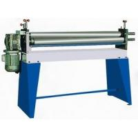 Asymmetrical 3-Roller Bending Machine With One Side Prebend