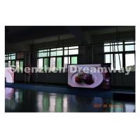 Quality Indoor Full Color LED Display of PH4 mm High Refresh Rate with MBI5252 IC wholesale
