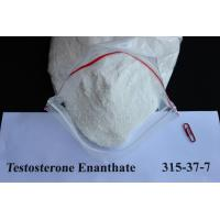 Buy cheap Safe Testosterone Enanthate / Test Enan white Raw Steroid Powders For Muscle Building CAS 315-37-7 from Wholesalers