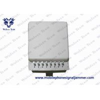 Buy cheap Adjustable WiFi Mobile Phone Signal Jammer With Bulit - In Directional Antenna from wholesalers