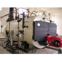 Buy cheap 10 Ton Natural Gas Fired Steam Boiler from Wholesalers