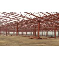 Buy cheap H Section Shape ASTM A36 Structural Steel Fabrications Frame Buildings Achieve Seismic Indicators from Wholesalers