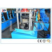 Buy cheap Automatic Steel Roll Forming Machine , Sheet Metal U Channel Roll Forming Machine from Wholesalers