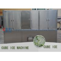 Buy cheap Energy Saving Ice Cube Maker Machine Auto Ice Making / Ice Dropping from Wholesalers