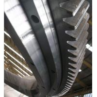 Buy cheap Stacker reclaimer slewing bearing slewing ring geared bearing from Wholesalers